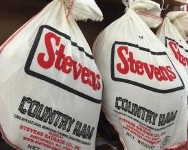 order stevens country hams