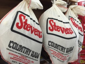 country ham recipes with stevens sausage country hams